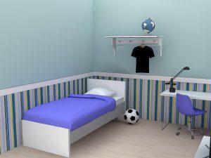 男の子の部屋1