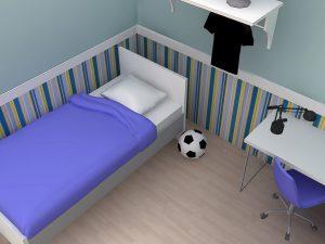 男の子の部屋4