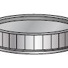 円柱の側面に線を入れる方法【Illustrator】